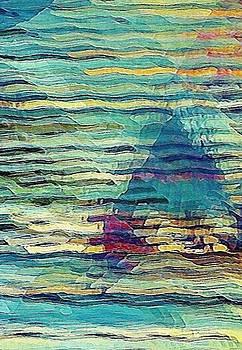 Sailing at Sunrise by David Manlove