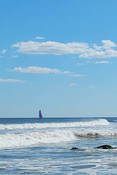 Sailing Away by Jessica Wallace