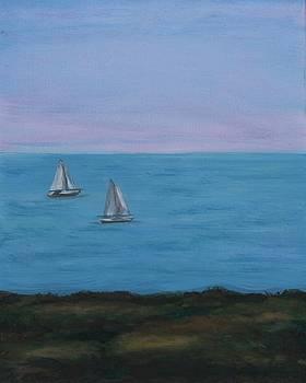 Sailing by Barbara Joyce