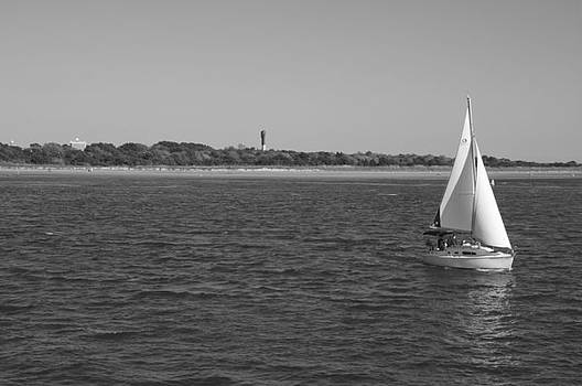 Bonnes Eyes Fine Art Photography - Sailing From The LIght