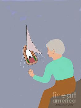 Sailing Grandma by Fred Jinkins