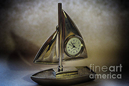 Sailing in Time  by JW Hanley
