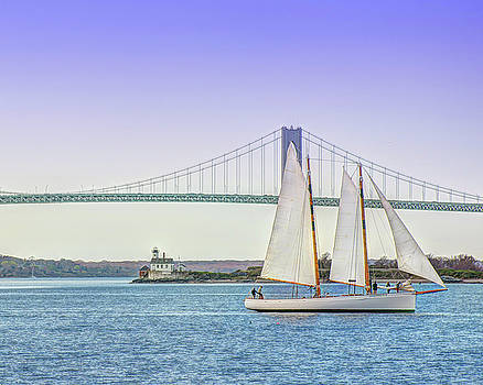 Sailing by Jerri Moon Cantone