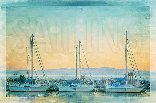 Sailing by Joy Gerow