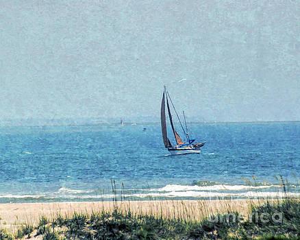 Sailing by Kerri Farley