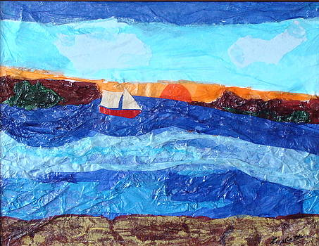 Sailing by Lisabeth Billingsley