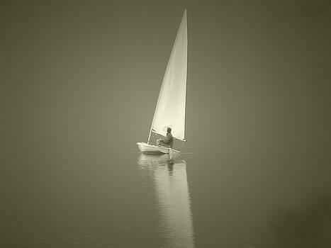 Sailing by Phil Bearce
