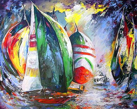 Miki De Goodaboom - Sailing Regatta