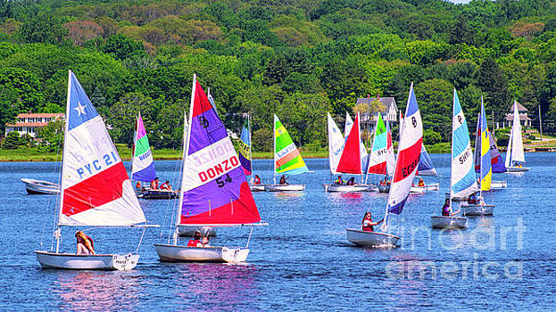 Sailing School by Joe Geraci