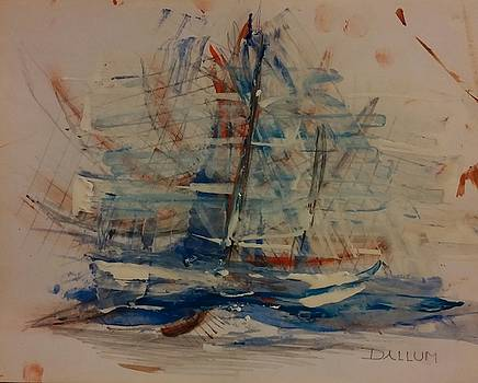 Sailing the Roaring Forties by Gregory Dallum