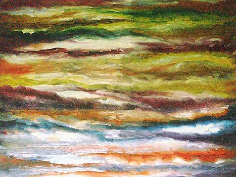 Sailing to the end by Rushan Ruzaick