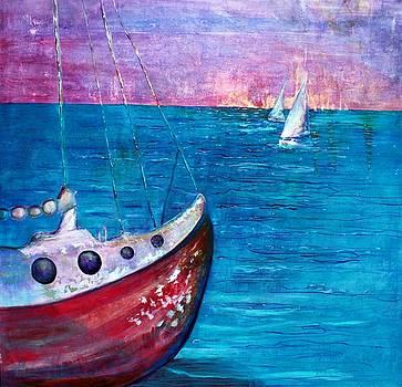 SailofTime by Martine Bilodeau