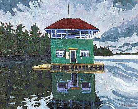 Phil Chadwick - Sailors Club House