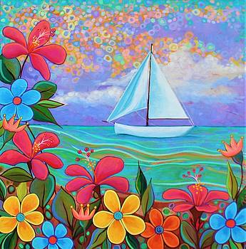 Sailors Delight by Peggy Davis