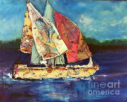 Sails Away by Sherry Harradence