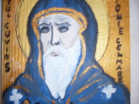 Saint Antoine by Elena Buftea