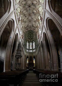 Saint Barbara's Church, Kutna Hora by Michal Boubin