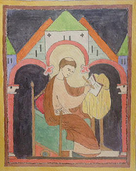 Saint Bede and Christian Art by Sawako Utsumi