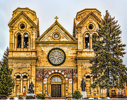 Jon Burch Photography - Saint Francis Cathedral