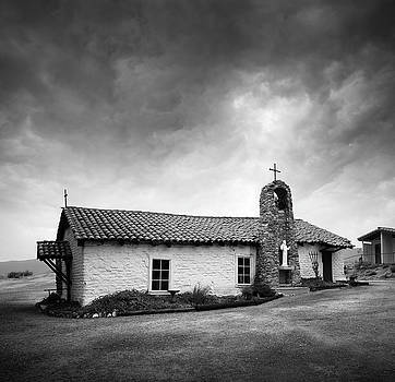 Saint Francis of Assisi Chapel in Warner Springs by William Dunigan