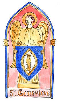 Anna Elkins - Saint Genevieve
