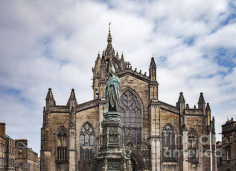 Sophie McAulay - Saint Giles cathedral Edinburgh