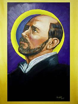 Bryan Bustard - Saint Ignatius Loyola