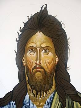 Saint John by George Siaba