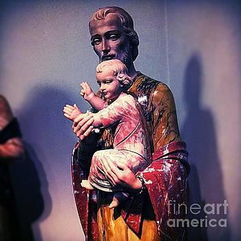 Frank J Casella - Saint Joseph - Foster Father of Jesus