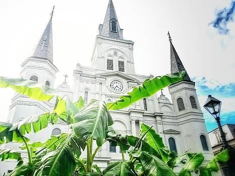 Saint Louis Cathedral 2 by John Duplantis