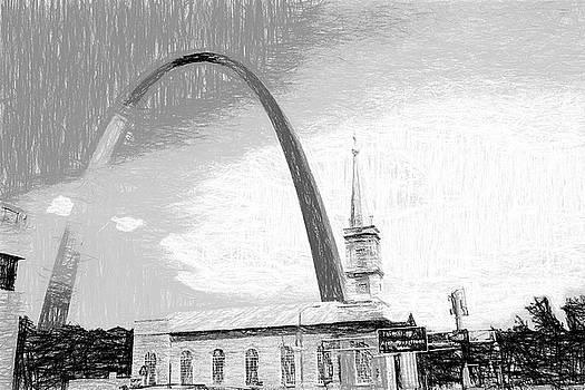 Saint Louis sites by John Freidenberg