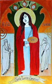 Josean Rivera - Saint Lucy