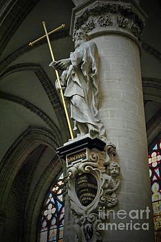 Jost Houk - Saint Matthew of the Gold Cross