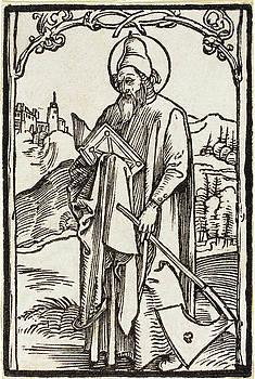 Albrecht Durer - Saint Matthias