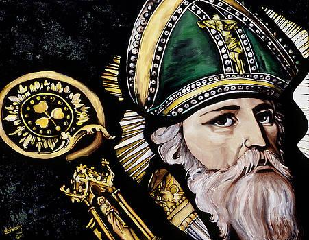Saint Patrick by Leeann Stumpf