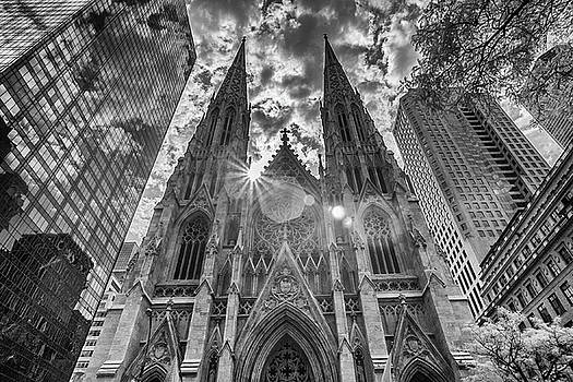 Saint Patricks Cathedral by John Dryzga