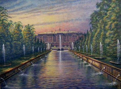 Saint Petersburg Palace by Raffi Jacobian
