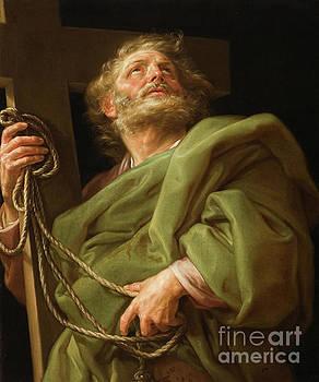 Saint Philip  by Pompeo Girolamo Batoni