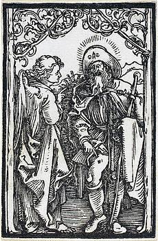 Albrecht Durer - Saint Roch