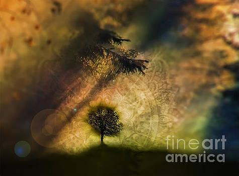 Justyna Jaszke JBJart - Saint tree nature art