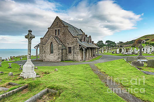 Adrian Evans - Saint Tudno Church