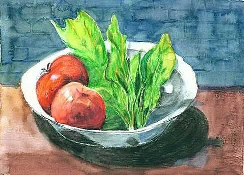 Salad Bowl by Mousumi Mani