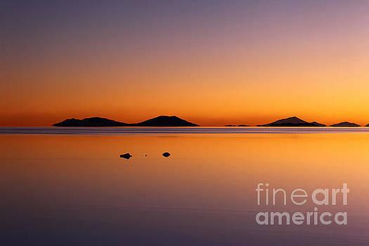 James Brunker - Salar de Uyuni Sunset