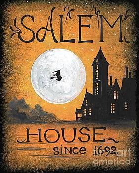 Salem House by Margaryta Yermolayeva