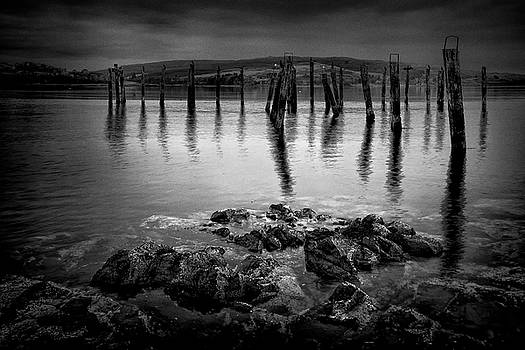 Salen Pier, Isle of Mull by Peter OReilly