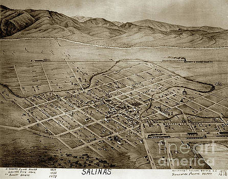 California Views Mr Pat Hathaway Archives - Salinas California Circa 1879