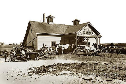 California Views Archives Mr Pat Hathaway Archives - Salinas Creamery circa 1905,