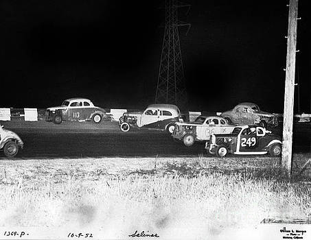California Views Archives Mr Pat Hathaway Archives - Salinas Speedway Oct. 9, 1952