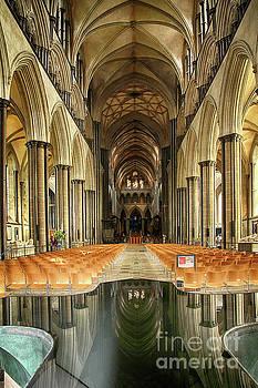 Teresa Zieba - Salisbury Cathedral