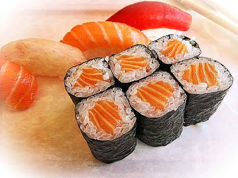 Dee Flouton - Salmon Sushi